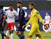 Fin de saison pour Van Crombrugge, le portier d'Anderlecht réagit