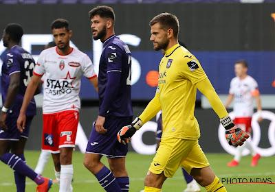 Prolongation en vue pour Hendrik Van Crombrugge à Anderlecht