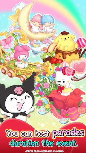 Hallo Kitty World 2 Sanrio Kawaii Themenpark Spiel Screenshots 7