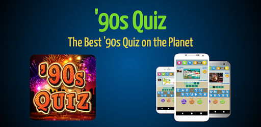 90s Quiz - Movies, Music, Fashion, TV, and Toys - by Logo