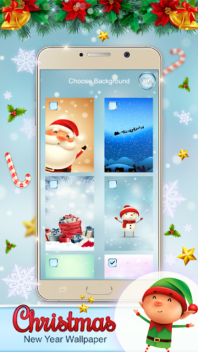 Christmas New Year Wallpaper 1.2 screenshots 2
