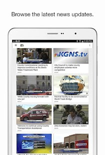 KGNS News- screenshot thumbnail