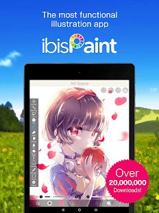 ibis Paint X Screenshot