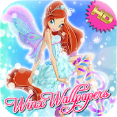 Tải Winx Wallpapers HD Club 4K APK