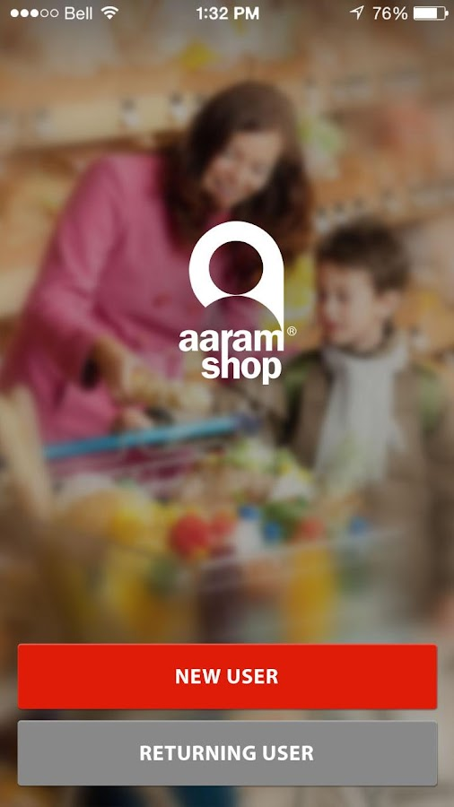 AaramShop: Online Grocery- screenshot