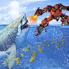 Robot Shark Games Free : Real X Robot Shark Attack APK