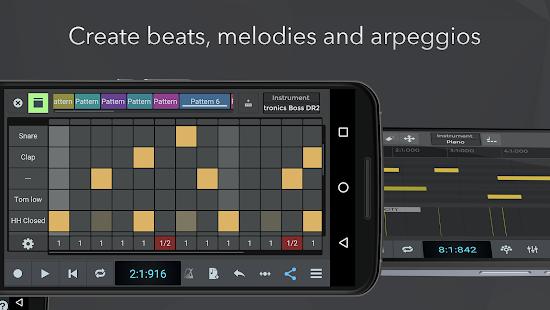 n-Track Studio 9 Pro Screenshot