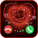 Lovely Call Color Flash Screen icon