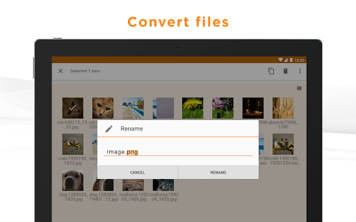 Astro File Manager (File Explorer) 6.1.0 screenshots 8