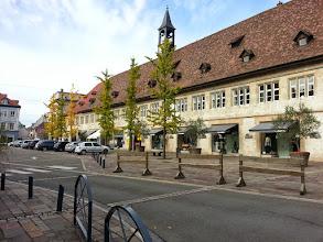 Photo: Montbéliard centre