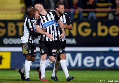 Dewaest offre un point mérité à Charleroi