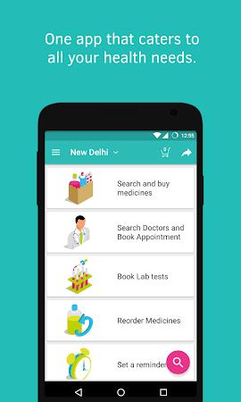1mg - Health App for India 7.6.2 screenshot 380891