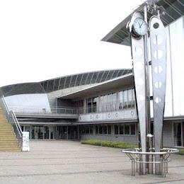 所沢市民体育館のメイン画像です