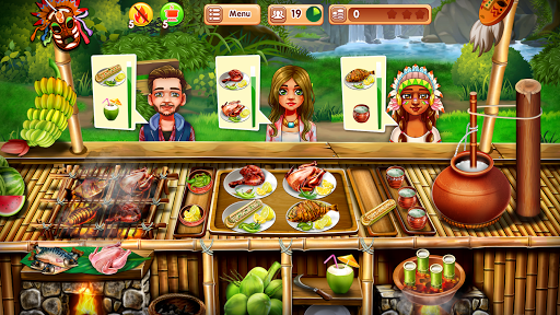 Cooking Fest : The Best Restaurant & Cooking Games 1.37 screenshots 1