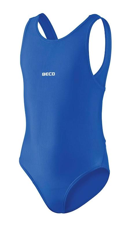 Badpak meisjes all-comfort koningsblauw BECO - 5435