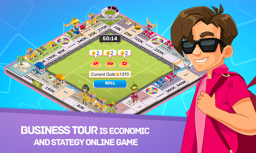 Business Tour - Board Game with Online Multiplayer apktreat screenshots 1