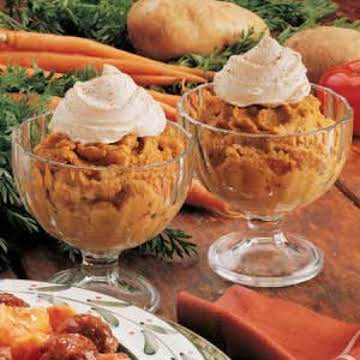 Pumpkin Pie Pudding Recipe