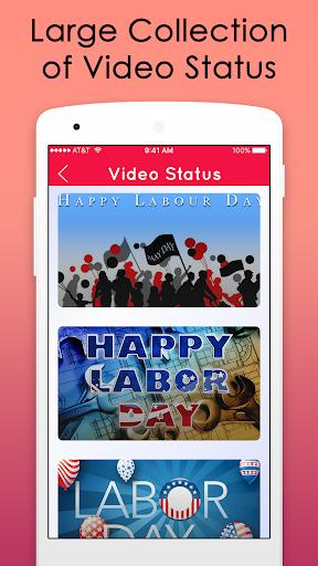 Labour Day Video Songs Status 2018 screenshot 2