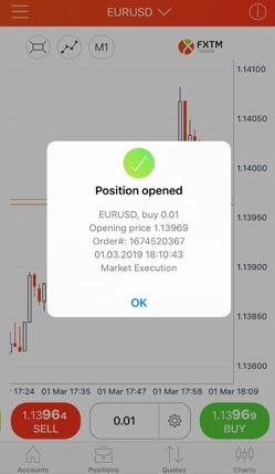 FXTM Trader