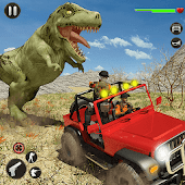 Jurassic Hunter - Dinosaur Safari Animal Sniper Android APK Download Free By Scene9 Games Studio