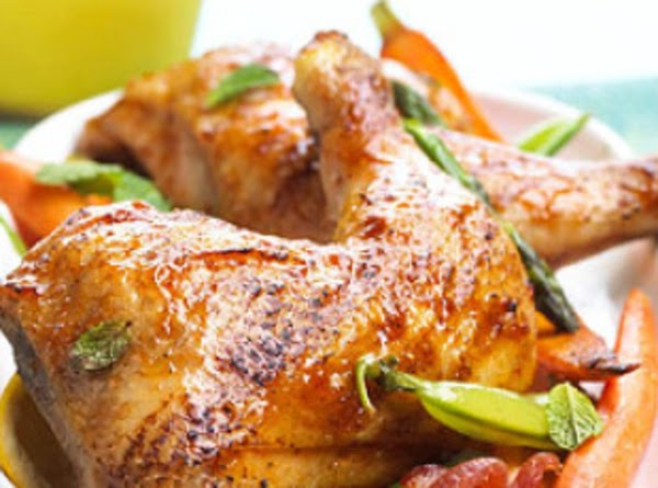 Chicken With Asparagus And Peas Recipe