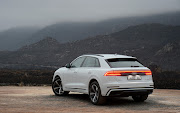 Audi's well-known exploits in the lights department has seen rear lights on the Q8 do a dazzling show on start up.