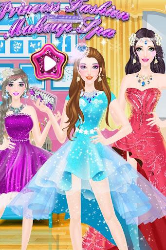 王女 ファッション 化粧 スパ
