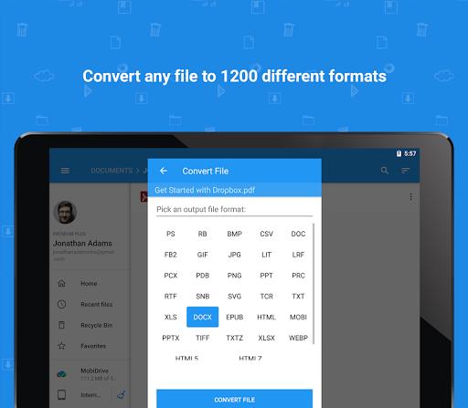 File Commander - File Manager & Free Cloud screenshot 21