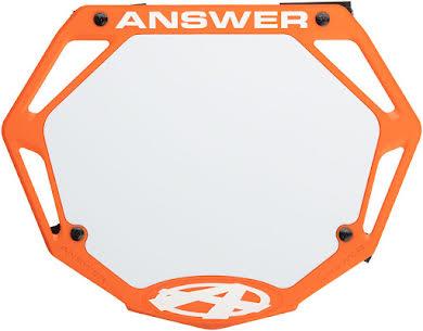 Answer BMX 3D Pro Number Plate alternate image 5