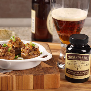Sausage Stuffed Cremini Mushrooms Recipe