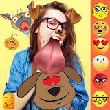 Live Emoji Sticker - Crayz Snapy Face Emojis