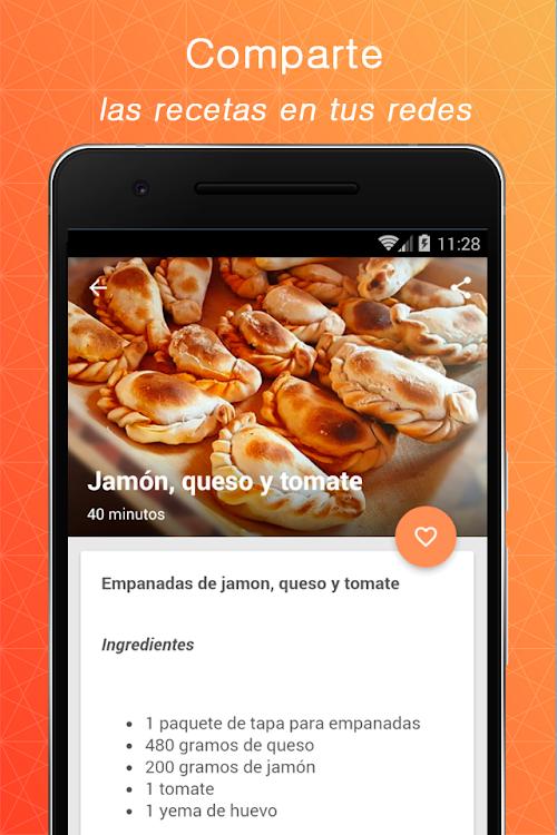 Recetas De Cocina Casera Gratis Faciles Android Aplicații