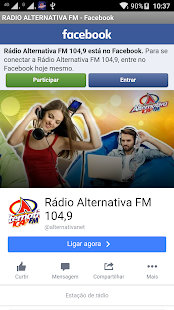 ALTERNATIVA FM- screenshot thumbnail