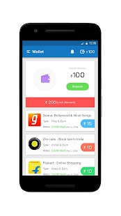 Paytm Wallet Recharge Free- screenshot thumbnail