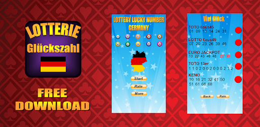 Lottery Lucky Number German - Apps on Google Play