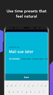 Recall: Create reminders in seconds ⚡️- screenshot thumbnail