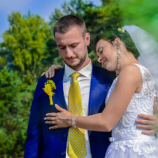 Wedding photographer Yulya Pakhnyuk (Yullein). Photo of 30.09.2015