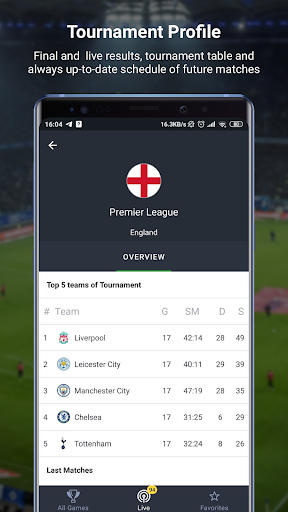777score - Live Soccer Scores, Fixtures & Results 777SCORE-1.1.8-22 screenshots 2