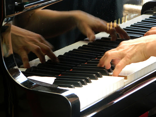 La pianista di lucaldera