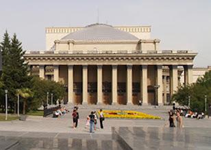 Photo: Новосибирск театр Оперы и Балета