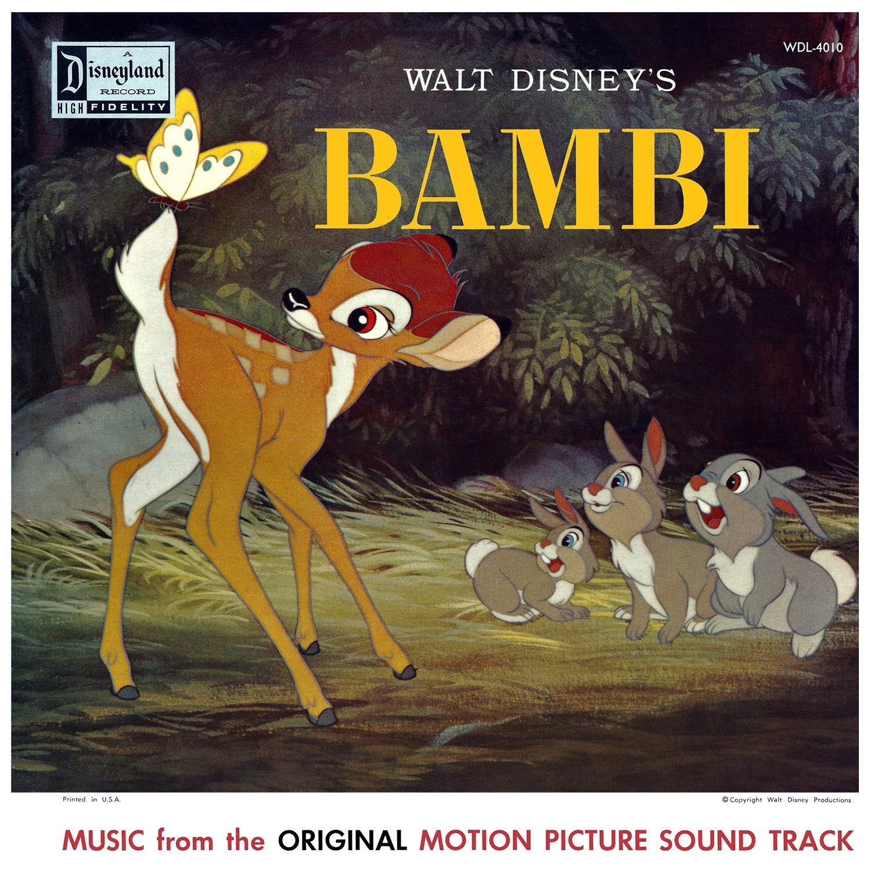 Ed Plumb, Frank Churchill, Walt Disney