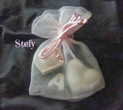 Photo: Sacchetto profumabiancheria con gessetti profumati