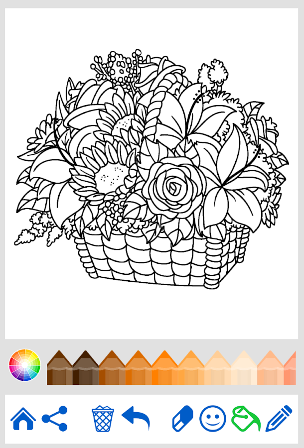 Coloring Book For Adults Android Apps On Google Play
