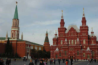 Photo: Red Square - Moscow, Russia