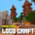 Max pro Loco Crafts 3D icon