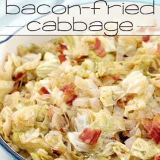 Southern Bacon-Fried Cabbage Recipe