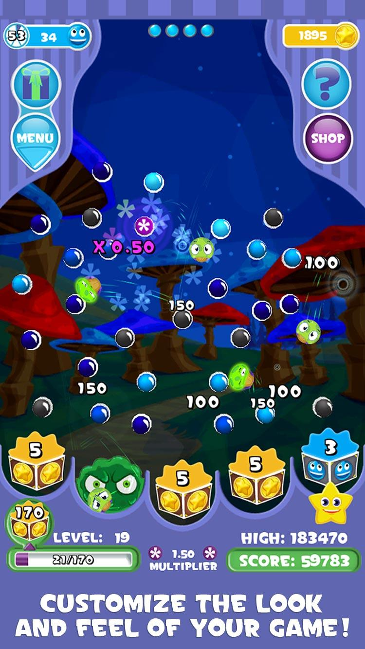 Paplinko screenshot #3