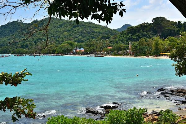 Relax at Laem Tong Bay