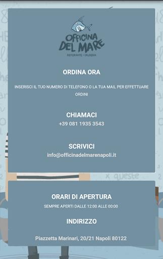 免費下載程式庫與試用程式APP|Officina del Mare Napoli app開箱文|APP開箱王