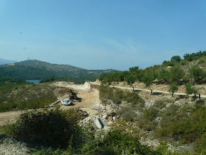 Photo: Albanien: Weg nach Butrint